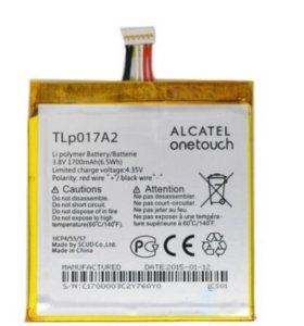 Аккумуляторная Батарея  Alcatel