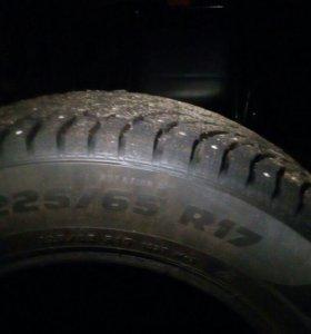 Pirelli formula ice 225/65 r17