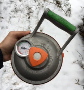 Стеклодомкрат( вакуумная присоска) 150кг
