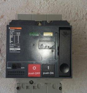 Автоматический выключатель с мотор. Редуктором