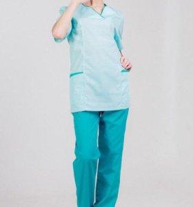 Медицинский костюм 44-46