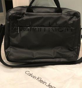 Сумка портфель Calvin Klein