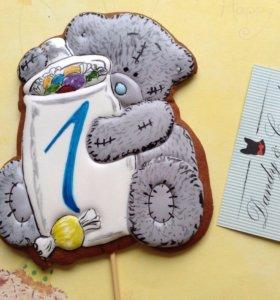 Имбирное печенье или пряник