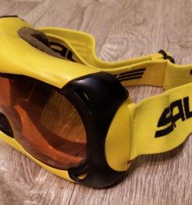 Маска сноубордическая SALICE