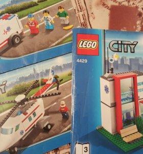 Набор Лего больница