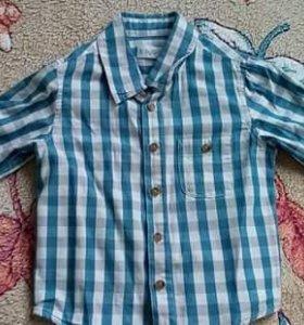 Рубашка beby Go на рост 92 см