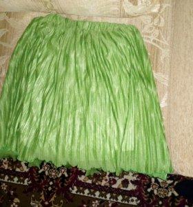 Летняя легенькая юбка