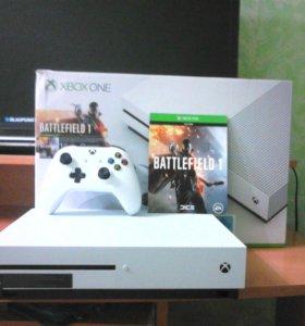Срочно! Xbox One S 500gb+ подписки