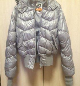 Тёплая Куртка 42р