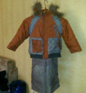 Зимний-костюм