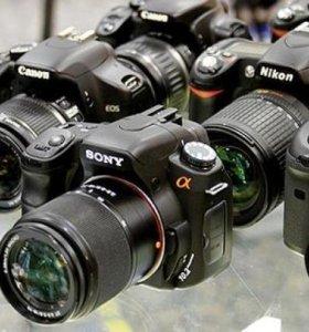 Высококачественный ремонт фототехники