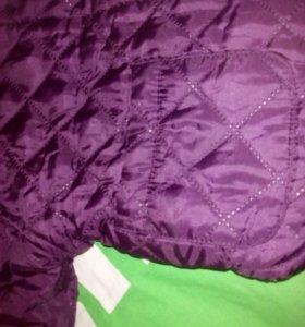 Курточка для девочки