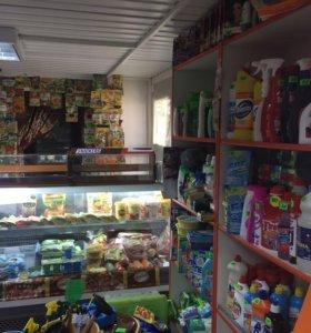 Продовольственный магазин