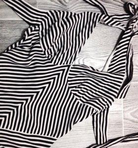 Эффектное платье