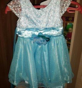 Продается платье детское.
