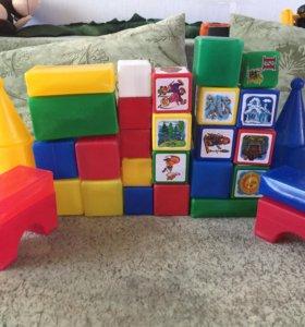 Кубики для игры