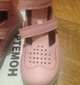Туфли детские,  ортопедические