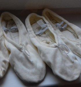 балетки бу 38,5 и 39