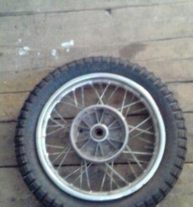 Мото колесо
