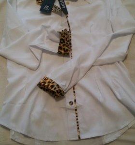 Блуза стреч новая
