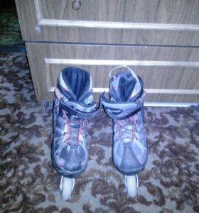 Туфли и ролики