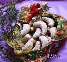 Новогодние печенья