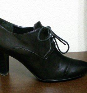 туфли осенние Терволина.