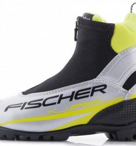 НОВЫЕ Ботинки для лыж детские Fischer XJ Sprint