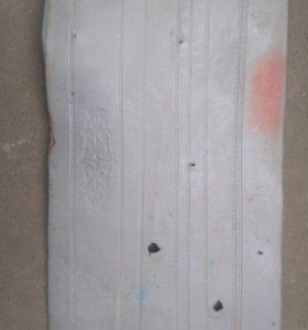 Обшивка двери на ВАЗ