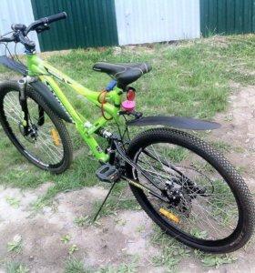 Новый велосипед stinger