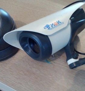 Камеры наружного наблюдение