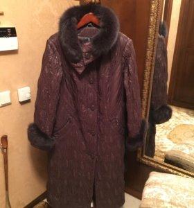 Пальто, новое. Не китай