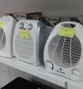 Новые тепловентиляторы