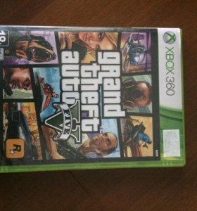 Продаю GTA 5 и need for speed the run на Xbox 360
