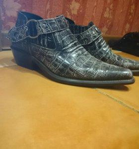 Ботинки казачки