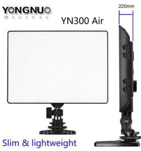 Видеосвет YONGNUO YN300 AIR Pro
