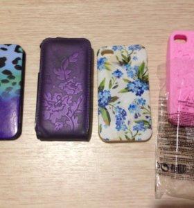 Чехлы  на iPhone 📱 4,4s