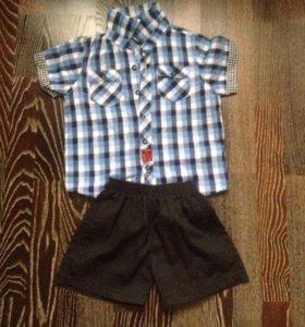 Комплект костюм) на мальчика