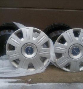 Диски R16 на Ford Focus