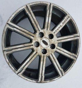 продаются 3 диска Range Rover оригинал