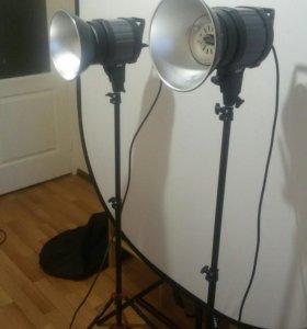 Осветитель DS-500.