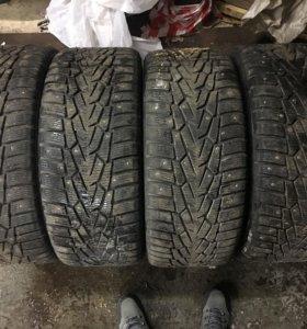 Комплект зимних колес r 19 Audi