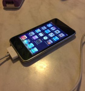 apple iPod touch 3 8GB