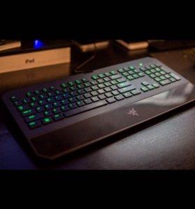 Razer DeathStalker Black USB