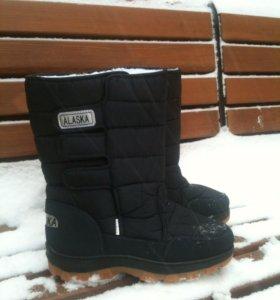 Мужская зимняя обувь ДУТИКИ