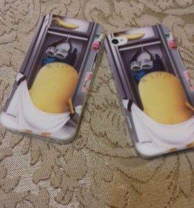 Накладка на iPhone 4S