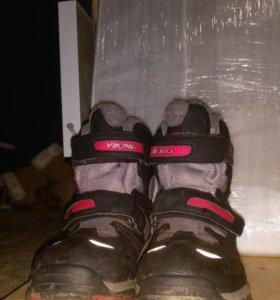 Зимние ботинки Viking, 36 размер