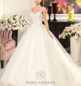 Свадебное платье от Nora Naviano