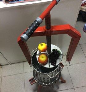 Пресс для винограда