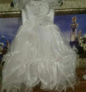 Платье детское (6-10)Лет